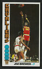 1976-77 TOPPS #74 JIM BREWER EX-MT+ UNGRADED CLEVELAND CAVALIERS