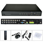 8 Channel Security CCTV Surveillance DVR Digital Video Recorder Full D1 H.264 UK