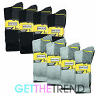 Mens 12 Pairs Big Foot Big Size 11-14 Work Socks Thick Work Cotton Socks Heavy