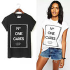 Fashion Women Short Sleeve Loose Casual Letter Print T-shirt Tops Blouse 2Colors