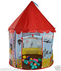 Kids Nature PlayHut Play Tent Children Indoor Outdoor Pit Balls Pool POP UP