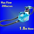 Silverstorm 500W HVLP Paint Sprayer fence shed wall varnish stain coat spray gun