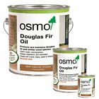 Osmo Douglas Fir UV Resistant Exterior Wood Stain/Decking Oil 004 - All Sizes