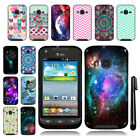 For Samsung Galaxy Rugby Pro I547 TPU SILICONE Rubber Case Phone Cover + Pen