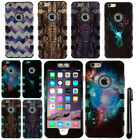 For Apple Iphone 6 Plus 5.5 inch Impact Design HYBRID HARD Case Cover + Pen