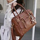 2015 New Women PU Leather Handbag Shoulder Messneger Bag Satchel Hobo Bag Tote