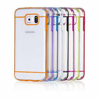 New  Shockproof Rugged Hybrid Rubber Hard Cover Case for Samsung Galaxy S6