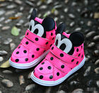 New boys girls cute sport shoes candy color casual baby shoes fashion sneakers