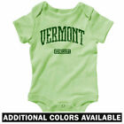 Vermont Represent One Piece - Catamounts Baby Infant Creeper Romper - NB to 24M