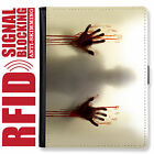 ZOMBIE GENUINE LEATHER RFID ANTI THEFT PASSPORT WALLET ORGANIZER COVER HOLDER