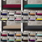 NEW GC Diamond Range Plain Fitted Bed Linen Sheets 28 Colours All Sizes image