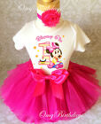 minnie mouse hot pink baby girl 1st