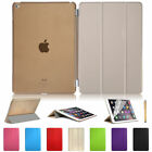 TKOOFN Slim Smart Magnetic PU Leather Case Cover for New Apple iPad 6 iPad Air 2