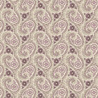 Makower 7320 | Cotton The Dowager's Paisley Downton Abbey Fabric ½m x 112cm