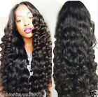 Natural Wave 100% Brazilian Remy Human Hair Lace Wigs Full Lace/Lace Front Wig