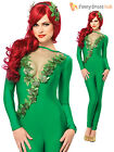 Leg Avenue Sexy Lethal Ivy Vixen Costume Superhero Halloween Ladies Fancy Dress