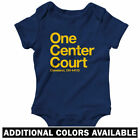 Cleveland Basketball Stadium One Piece - Cavs Baby Infant Creeper Romper NB-24M