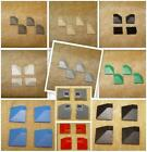 LEGO Parts: 3045 Slope 45 2 x 2 OR 3675 Slope 33 3 x 3 Double Convex CHOOSE Asst