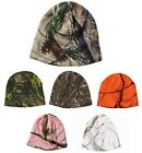 "CAMO, CAMOUFLAGE, LINED, BEANIE, KNIT CAP, REALTREE, MOSSY OAK, 8"", OSFM, UNISEX"