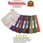 Cavelio Women's Genuine Leather ID Credit Card Holder Wallet Slim Purse Colors