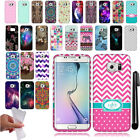 For Samsung Galaxy S6 Edge+ Plus G928 TPU SILICONE Rubber Soft Case Cover + Pen