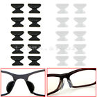 Hot Sale Good 5 Pair Soft Silicone Air Chamber Nose Pads For Glasses Eyeglasses