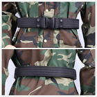 Quality Woodland Camo Waistband Tactical Hunting Outdoor Sport Field Belt HOT