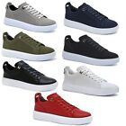 New Mens Red Black Blue Shoes Suede Brogue Lace Up Oxford Casual 6 7 8 9 10 11