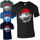 Death Star Pokeball T-Shirt - Pokemon Star Wars Inspired Funny Kids Men Gift Top