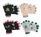 Childrens Picture Magic 2 in 1 Gloves 4 Colours sizes 1.5-4 yrs 4-8 yrs GL181