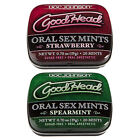 Doc Johnson Good Head Oral Sex Mints Spearmint or Strawberry Get It FAST