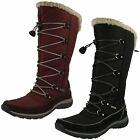 Ladies Clarks Calf High Gore-Tex Boot Walk To Hi