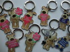 Personlised Boofle Keyring or socks Grandad Dad Daddy Mum Nan Nana Auntie Uncle