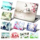 "Drawing Painting Hard Case Cover +KB+SP For Macbook Air Pro 11""13""15"" Retina 12"""