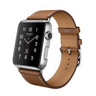 NEW Single Tour Genuine Leather iwatch Band Strap Bracelet For Apple Watch 38MM