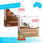 Maxines Burn Bars 12x40g Double Choc Womens Protein Thermogenic Maxine