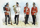 Queen's Own Royal West Kent Regiment Uniforms No.9 - 1864