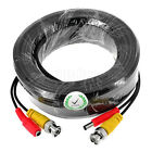 Various Length BNC Signal Extension Lead Video Power Cable DC Security Camera UK