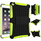 New For iPad air & iPad Mini 1/2/3 Shockproof Stand protector Hard Case Cover