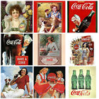 vintage coca cola photoprint reproduction of a poster advert A4 or A5 size £4.5  on eBay