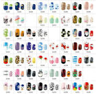 3D Nail Art Sticker Full Wraps  Decal Decoration Manicure Water Transfer
