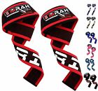 EMRAH Padded Weight Lifting Training Gym Straps Hand Bar Wrist Support Gloves G