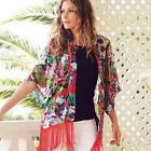Avon Splendid Bloom Kimono Beach Cover Up ~ Choose Your Size