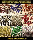SS10 (3mm) AAA+ Quality HotFix Rhinestones, Korean Stye Many Colors 10-25 Gross
