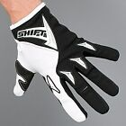 SHIFT YOUTH ASSAULT GLOVES GANT BLACK & WHITE VARIOUS SIZES BUY ONE GET ONE FREE