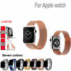 NEW Stainless Steel Milannese Magnetic Band for Apple Watch Seven Colors 38/42mm