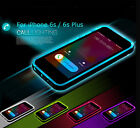 LED Rugged Shockproof Hybrid Rubber Hard Cover Case for iPhone 6 6s 7 Plus