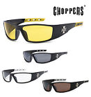 Внешний вид - 1 PAIR Choppers Mens Riding Biker Motorcycle Day Night Glasses Sunglasses C50