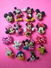 Clog Shoe Charm Plug For Croc Accessories Mickey Minnie Mouse For Jibbitz Bands