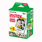 Fuji Fujifilm Instax Mini Instant Polaroid Camera 10, 20, 40, 50, or 100 Films